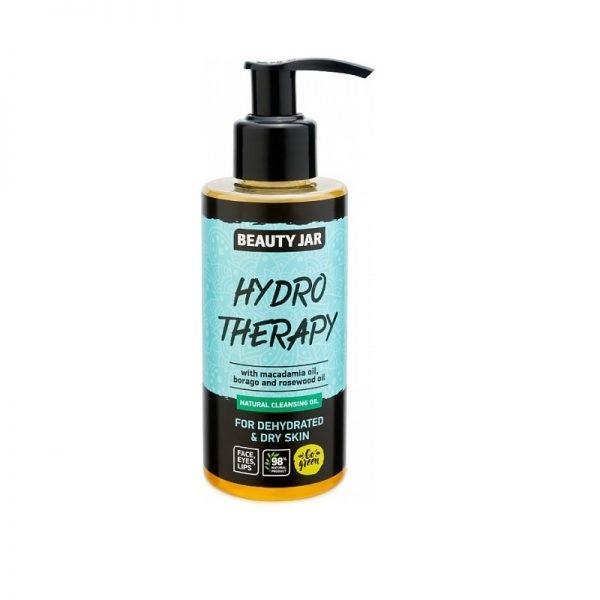 "Beauty Jar ""HYDRO THERAPY"" Καθαριστικό Έλαιο Προσώπου 150ml"