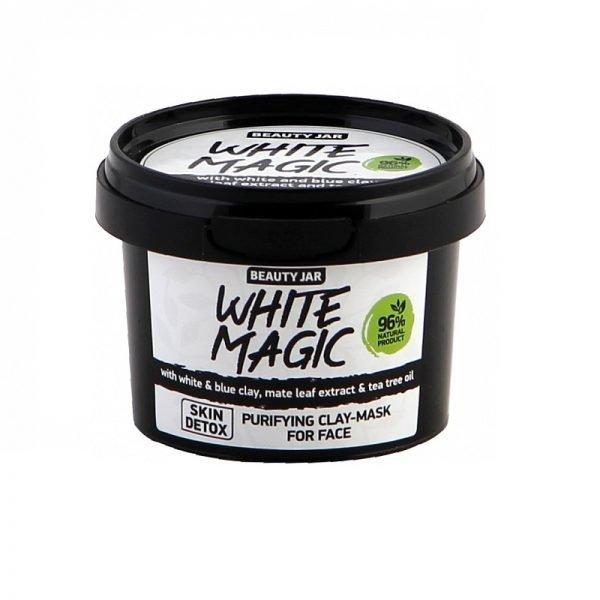 "Beauty Jar ""WHITE MAGIC"" Μάσκα Λεύκανσης Για Το Πρόσωπου 140gr"