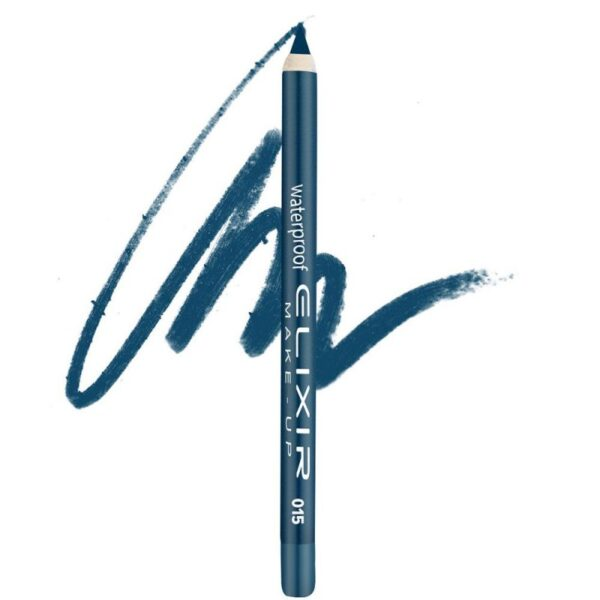 Elixir Μολύβι ματιών No 015 (Navy Blue)