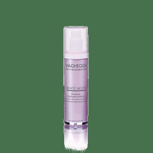 White Moon Λεύκανση Protective Brightening Emulsion 50ml Vagheggi Phytocosmetics