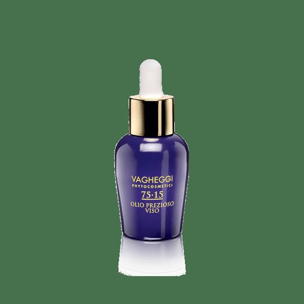 75.15 Μαγικές σταγόνες αντιγήρανσης-σύσφιξης Precious Face Oil 30ml Vagheggi Phytocosmetics