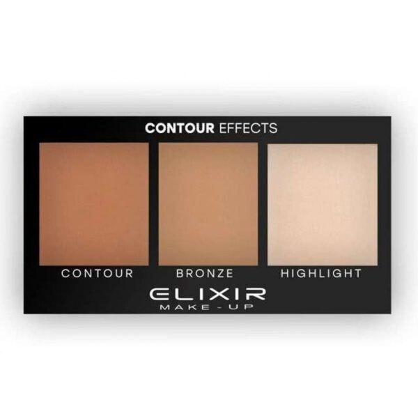Elixir Παλέτα Contour Effects 837A 13gr