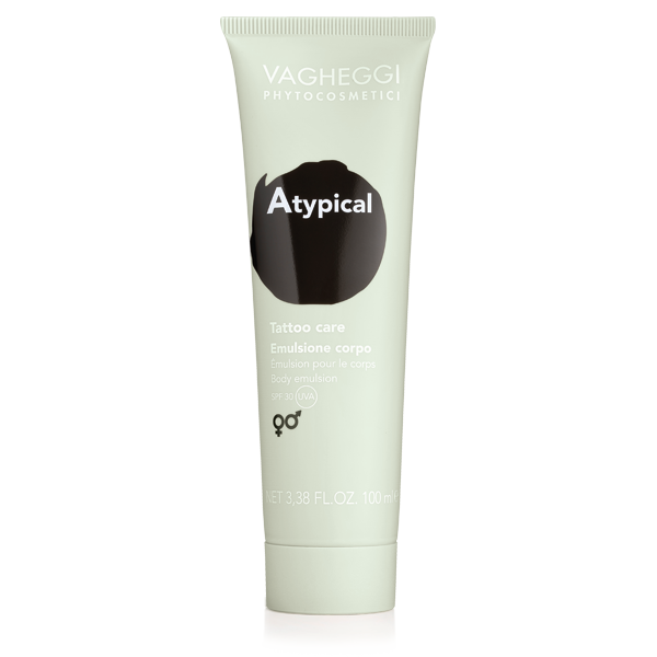ATYPICAL Κρέμα Προστασίας Tatoo Care SPF 30 100ml Vagheggi Phytocosmetics
