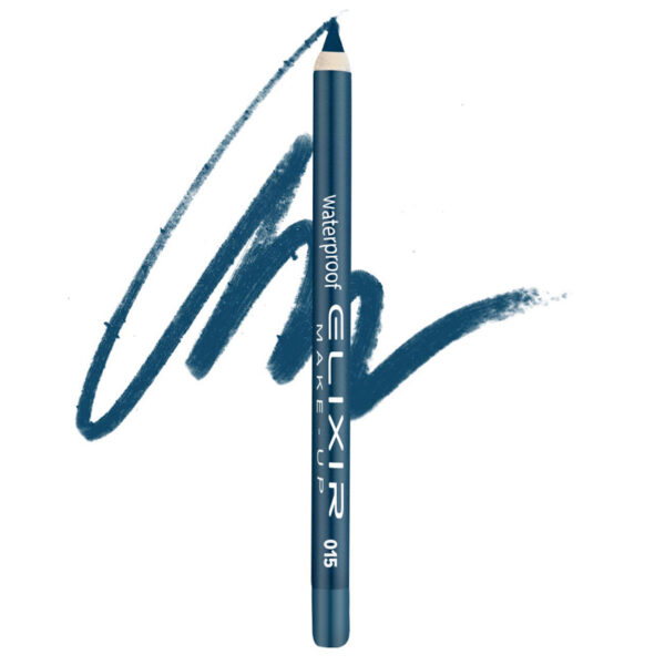 Elixir Μολύβι ματιών N 015 (Navy Blue) 1,5gr