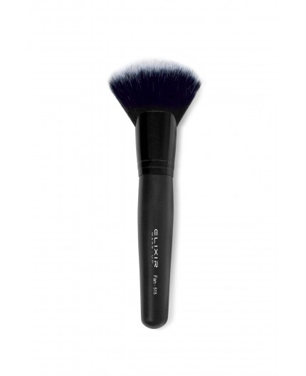 elixir fan brush 515