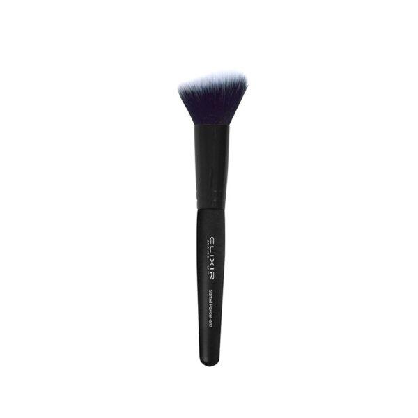 elixir make up brush slanted powder 517
