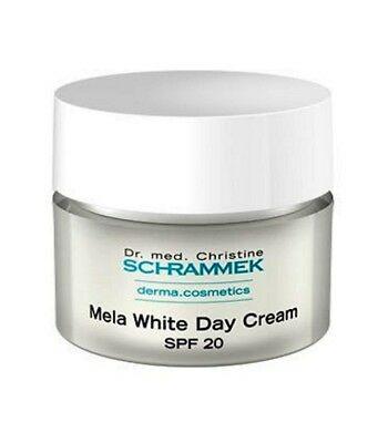 Mela White Κρέμα λεύκανσης Day Cream -SPF20 50ml Dr.med Christine Schrammek