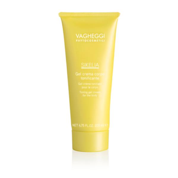 Συσφικτικό τζελ σώματος Sikelia Toning Gel Cream For The Body 200ml Vagheggi Phytocosmetics