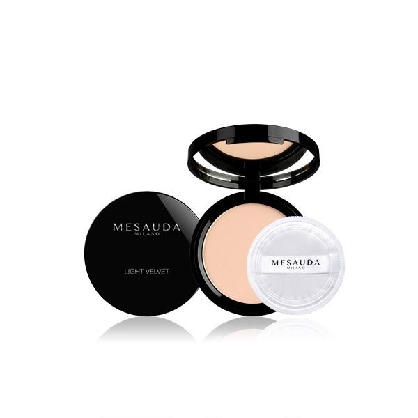 MESAUDA LIGHT VELVET Compact Powder (9gr)