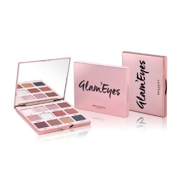 glameyes eyeshadow palette mesauda milano