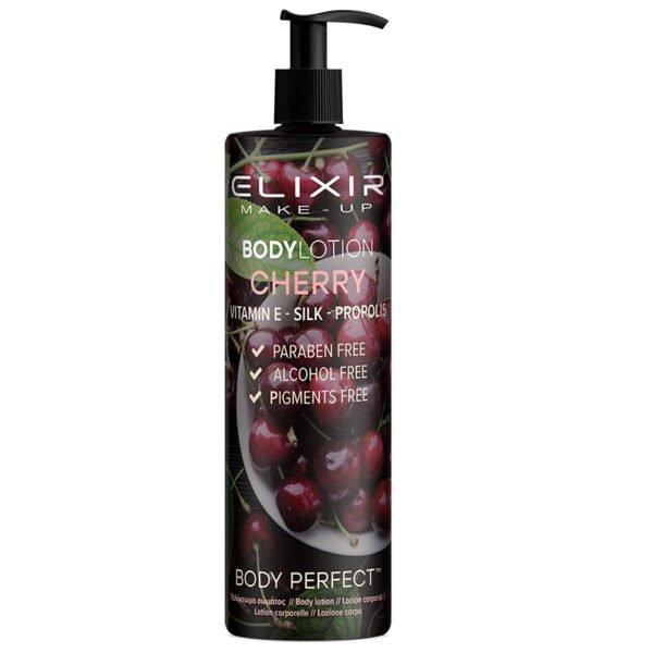 Elixir Body Lotion cherry 200ml