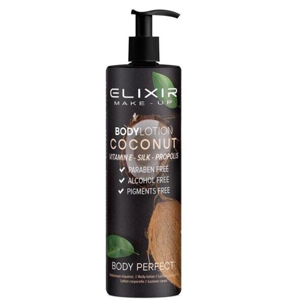 Elixir Body Lotion Coconut 200ml