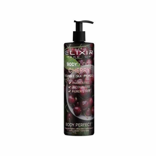 Elixir Cherry Body Lotion 200ml