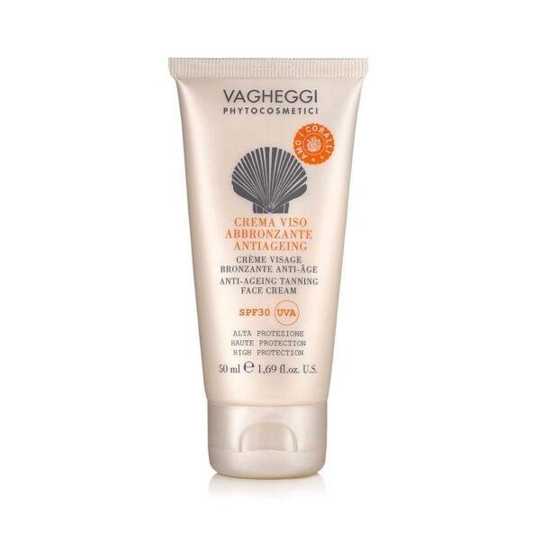 Vagheggi Αντηλιακή προσώπου Summer Paradise Anti-Ageing Face Sun Cream SPF30 50ml
