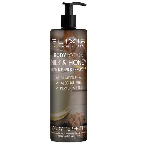 Elixir Body Lotion Milk & Honey 200ml