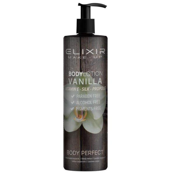 Elixir Body Lotion Vanilla 200ml