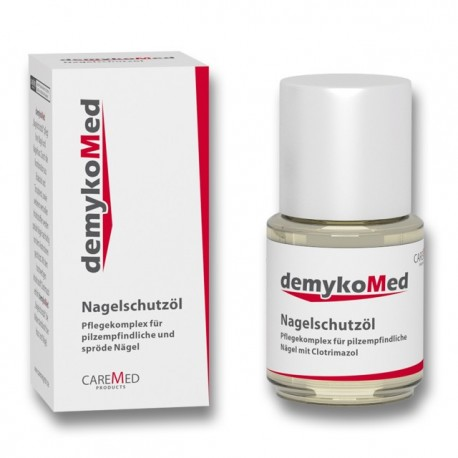 Έλαιο Για Εύθραυστα Νύχια Ευαίσθητα Σε Μυκητίαση - CareMed Demykomed Nagelschutzol 15ml