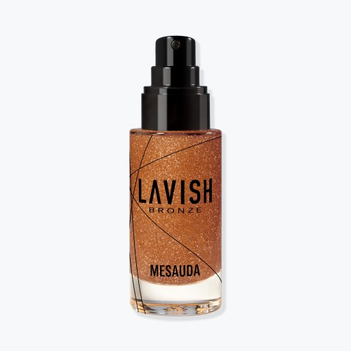 Λάδι σώματος Lavish Bronze body oil N102 Tan Tastic 50ml Mesauda Milano