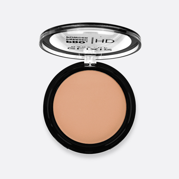 Elixir Πούδρα Pro Matte HD Pressed Powder N203 (Smooth Cocoa) 9gr
